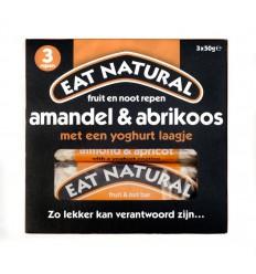 Eat Natural Almond apricot yoghurt 3 x 50 gram 150 gram  
