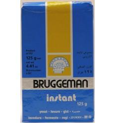 Bruggeman Instant gist 125 gram | € 2.42 | Superfoodstore.nl