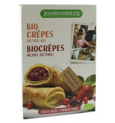 Joannusmolen Biocrepes 300 gram | € 1.82 | Superfoodstore.nl