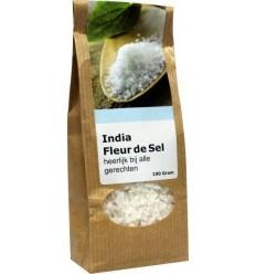 Verillis Deli fleur de sel India 100 gram | € 3.69 | Superfoodstore.nl