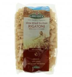 Bioidea Quinoa rigatoni pasta 500 gram | € 2.09 | Superfoodstore.nl