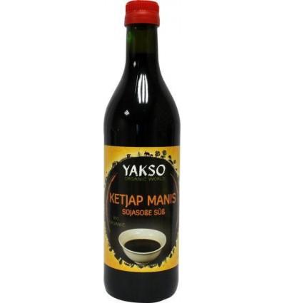 Oosterse specialiteiten Yakso Ketjap manis 500 ml kopen