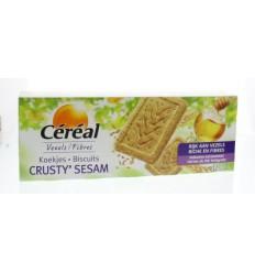 Cereal Crusty sesam 200 gram | Superfoodstore.nl