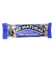 Eat Natural Peanut cranberry cashew macadamia chocolate 45 gram | € 1.38 | Superfoodstore.nl