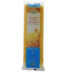 Bioidea Spaghetti wit 500 gram   Superfoodstore.nl