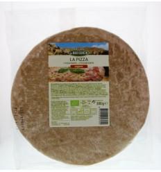 Bioidea Pizzabodems 2 stuks 2 stuks | Superfoodstore.nl