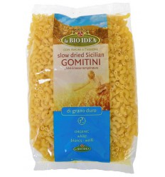 Bioidea Macaroni wit elleboogjes 500 gram   Superfoodstore.nl
