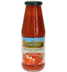 Bioidea Passata gezeefde tomaten 680 gram | Superfoodstore.nl