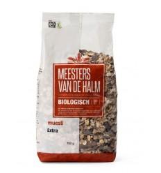 De Halm Muesli extra 750 gram | Superfoodstore.nl