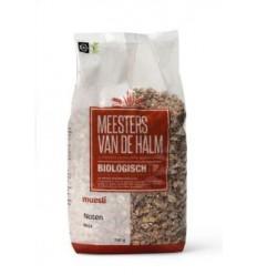 De Halm Muesli noten 750 gram | Superfoodstore.nl