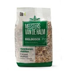 De Halm 7-Korenvlokken 500 gram | Superfoodstore.nl