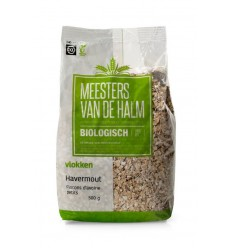 De Halm Havermout 500 gram | Superfoodstore.nl
