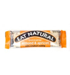 Eat Natural Almond apricot yoghurt 50 gram | € 1.38 | Superfoodstore.nl