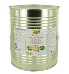 Eden Zuurkool in blik 9700 gram | € 39.28 | Superfoodstore.nl