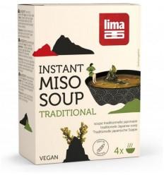 Lima Instant miso soep 40 gram | Superfoodstore.nl