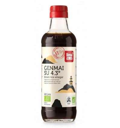 Lima Genmai-su rijstazijn 250 ml | € 4.68 | Superfoodstore.nl