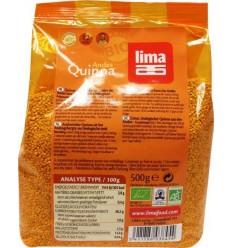 Lima Quinoa 500 gram | Superfoodstore.nl
