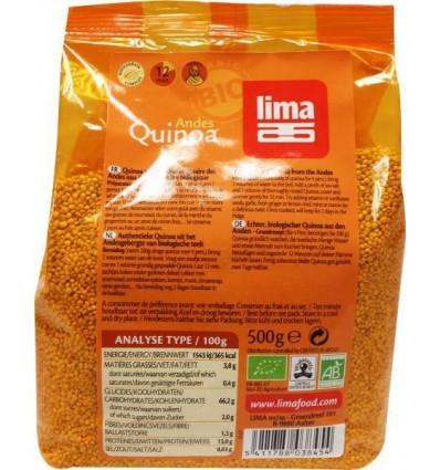 Lima Quinoa 500 gram kopen