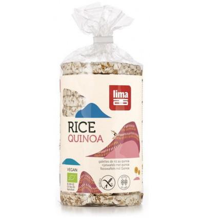 Rijstwafels Lima met quinoa 100 gram kopen