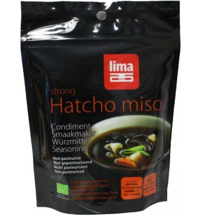 Lima Hatcho miso 300 gram | Superfoodstore.nl
