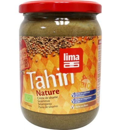 Lima Tahin zonder zout 500 gram kopen