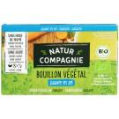 Natur Compagnie Groentebouillon zonder zout 68 gram