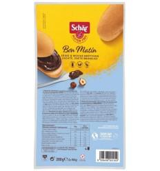 Schär Bon matin zoete broodjes 200 gram | € 2.74 | Superfoodstore.nl