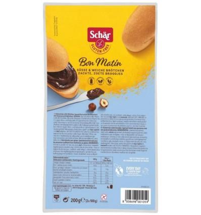 Schär Bon Matin zoete broodjes 200 gram | Superfoodstore.nl
