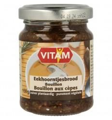 Bouillon & Aroma Vitam Eekhoorntjesbrood bouillon pasta 150
