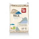 Lima Rijstwafels zonder zout dun recht 130 gram