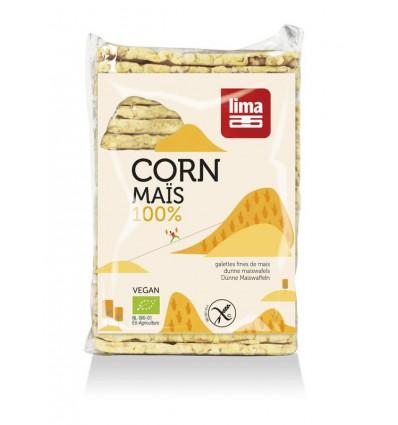 Crackers Lima Maiswafels dun rechthoek 140 gram kopen