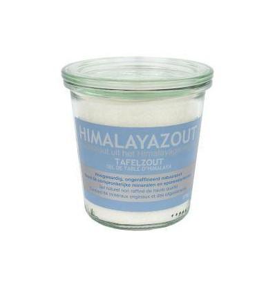 Himalaya zout Esspo Himalayazout tafelzout wit fijn glas 275 gram kopen