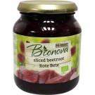 Bionova Rode bieten gesneden 340 gram