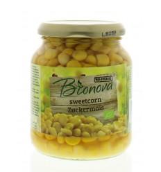 Bionova Suikermais 340 gram | Superfoodstore.nl