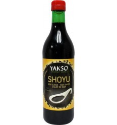 Yakso Shoyu 500 ml | € 4.62 | Superfoodstore.nl