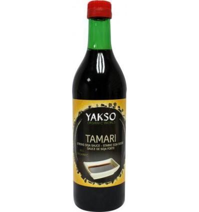 Yakso Tamari 500 ml | Superfoodstore.nl