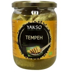 Yakso Tempeh 500 ml | Superfoodstore.nl