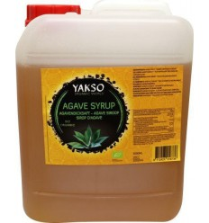 Yakso Agave siroop jerrycan 5 liter | Superfoodstore.nl