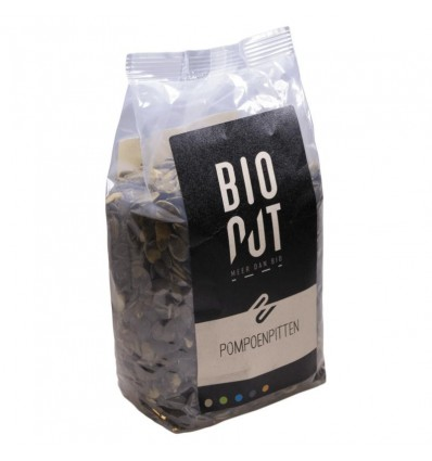 Bionut Pompoenpitten 1 kg | Superfoodstore.nl