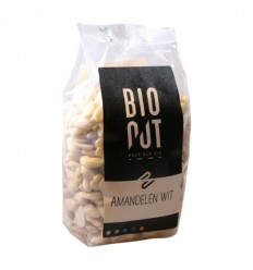 Bionut Amandelen wit 1 kg | € 22.71 | Superfoodstore.nl