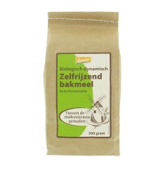 Hermus Zelfrijzend bakmeel demeter 500 gram | Superfoodstore.nl