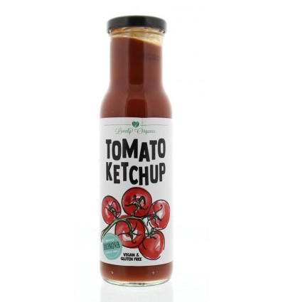 Sauzen Bionova Ketchup tomaat 250 ml kopen