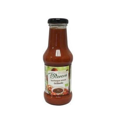 Bionova Barbecuesaus 250 ml | Superfoodstore.nl