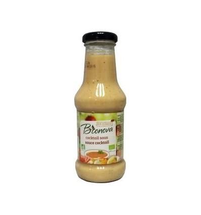 Sauzen Bionova Cocktailsaus 250 ml kopen