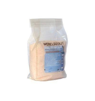 Kruiden & Specerijen Esspo Himalayazout roze fijn wereldzout 475 gram kopen
