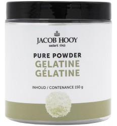 Pure Powder Gelatine 150 gram | Superfoodstore.nl
