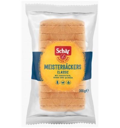 Afbakbroodjes Schär Meesterbakker brood classic 300 gram kopen