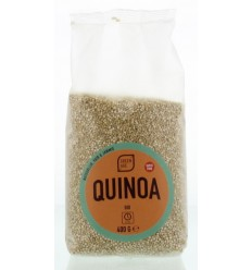 Greenage Quinoa wit 400 gram | Superfoodstore.nl