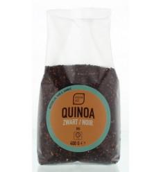 Greenage Quinoa zwart 400 gram | Superfoodstore.nl