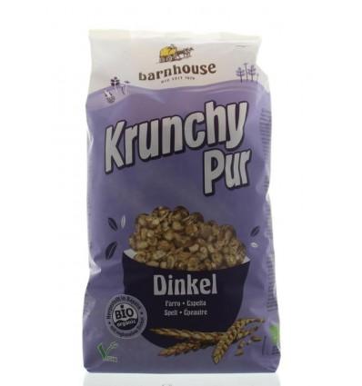 Ontbijtgranen Barnhouse Krunchy pur spelt zonder suiker 750 gram kopen